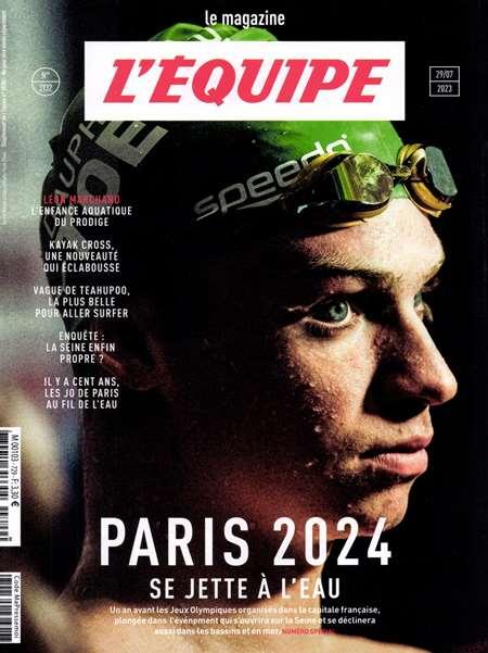 Abonement L'EQUIPE - EDITION COMPLETE - Revue - journal - L'EQUIPE - EDITION COMPLETE magazine
