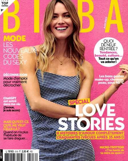 Achat et abonnement BIBA - Revue, magazine, journal BIBA