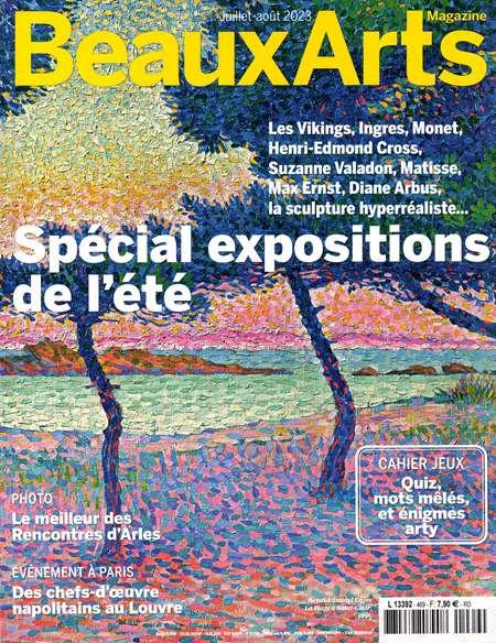 Achat et abonnement BEAUX ARTS MAGAZINE + HS - Revue, magazine, journal BEAUX ARTS MAGAZINE + HS