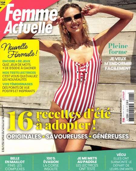 Achat et abonnement FEMME ACTUELLE - Revue, magazine, journal FEMME ACTUELLE