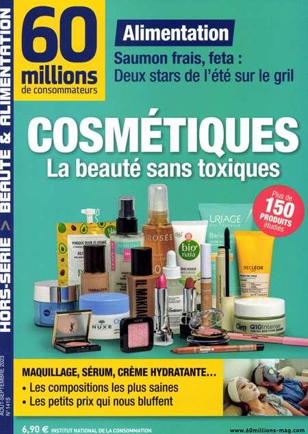 Achat et abonnement SOIXANTE MILLIONS DE CONSOMMATEURS - Revue, magazine, journal SOIXANTE MILLIONS DE CONSOMMATEURS