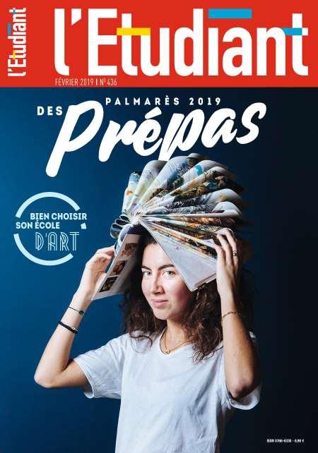 Achat et abonnement L'ETUDIANT - Revue, magazine, journal L'ETUDIANT