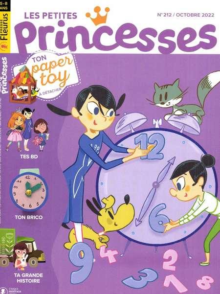 Achat et abonnement LES P'TITES PRINCESSES + HS - Revue, magazine, journal LES P'TITES PRINCESSES + HS