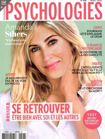 Achat et abonnement PSYCHOLOGIES MAGAZINE + HS - Revue, magazine, journal PSYCHOLOGIES MAGAZINE + HS