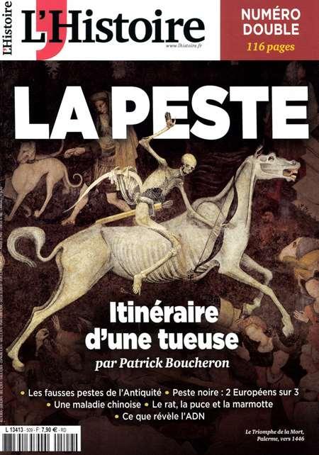 Achat et abonnement L'HISTOIRE - Revue, magazine, journal L'HISTOIRE