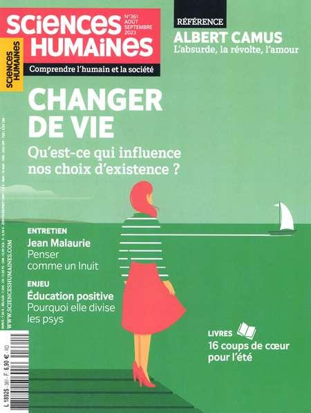 Abonement SCIENCES HUMAINES - Revue - journal - SCIENCES HUMAINES magazine