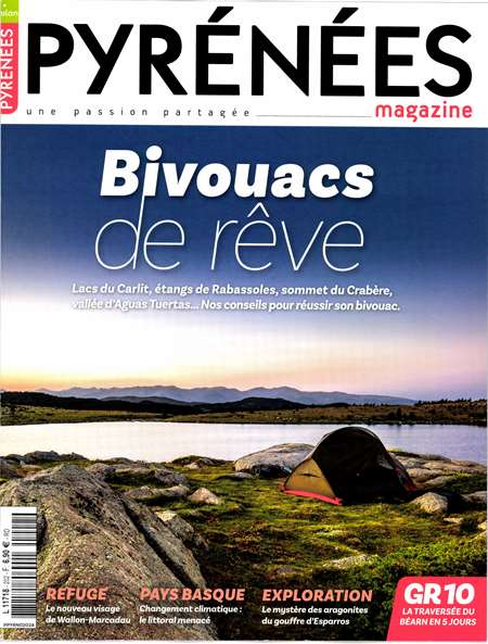 Abonement PYRENEES MAGAZINE - Revue - journal - PYRENEES MAGAZINE magazine