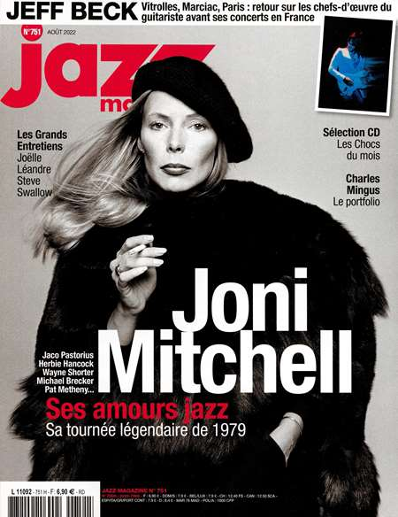 Abonement JAZZ MAGAZINE - Revue - journal - JAZZ MAGAZINE magazine