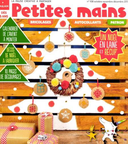 Achat et abonnement PETITES MAINS + HS - Revue, magazine, journal PETITES MAINS + HS