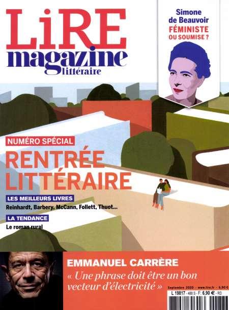 Achat et abonnement LIRE - Revue, magazine, journal LIRE