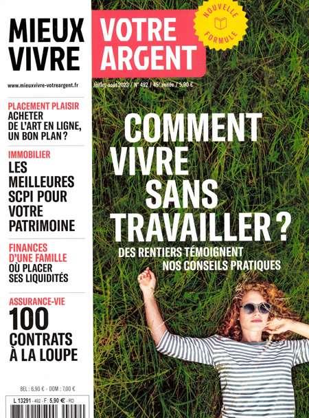 Achat et abonnement MIEUX VIVRE VOTRE ARGENT + HS - Revue, magazine, journal MIEUX VIVRE VOTRE ARGENT + HS