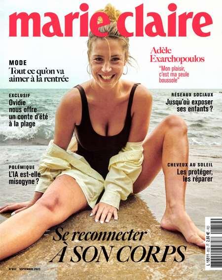 Abonement MARIE CLAIRE - Revue - journal - MARIE CLAIRE magazine