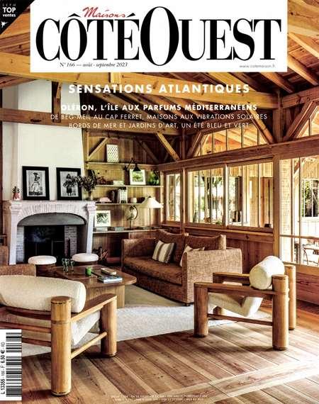 Achat et abonnement MAISONS COTE OUEST - Revue, magazine, journal MAISONS COTE OUEST