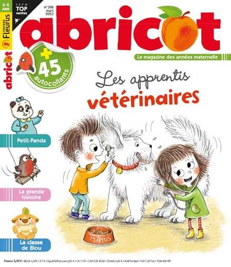 Achat et abonnement ABRICOT + ABRICOT JEUX - Revue, magazine, journal ABRICOT + ABRICOT JEUX