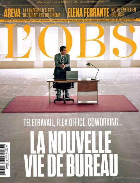 Abonement LE NOUVEL OBSERVATEUR - Revue - journal - LE NOUVEL OBSERVATEUR magazine