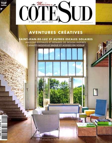 Achat et abonnement MAISONS COTE SUD + HS - Revue, magazine, journal MAISONS COTE SUD + HS