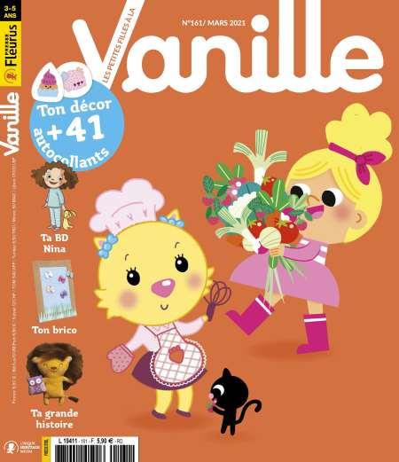 Achat et abonnement LES P'TITES FILLES A LA VANILLE +HS - Revue, magazine, journal LES P'TITES FILLES A LA VANILLE +HS