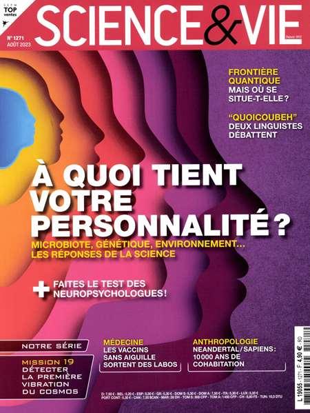 Achat et abonnement SCIENCE ET VIE + LES CAHIERS - Revue, magazine, journal SCIENCE ET VIE + LES CAHIERS