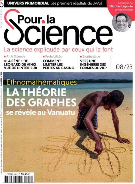 Achat et abonnement POUR LA SCIENCE + HS - Revue, magazine, journal POUR LA SCIENCE + HS