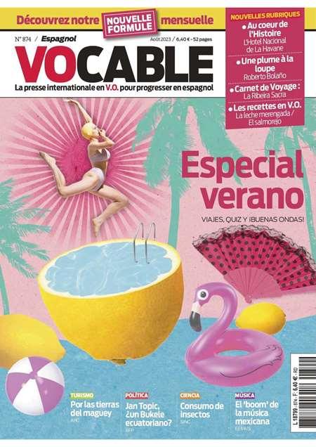 Achat et abonnement VOCABLE ESPAGNOL - Revue, magazine, journal VOCABLE ESPAGNOL