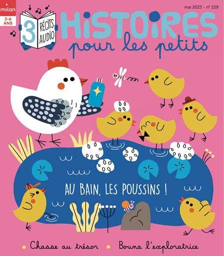 Achat et abonnement HISTOIRES POUR LES PETITS - Revue, magazine, journal HISTOIRES POUR LES PETITS