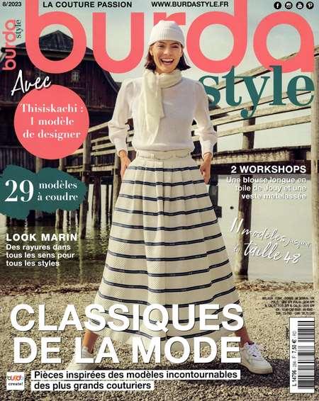 Achat et abonnement BURDA TENDANCES MODE + HS - Revue, magazine, journal BURDA TENDANCES MODE + HS