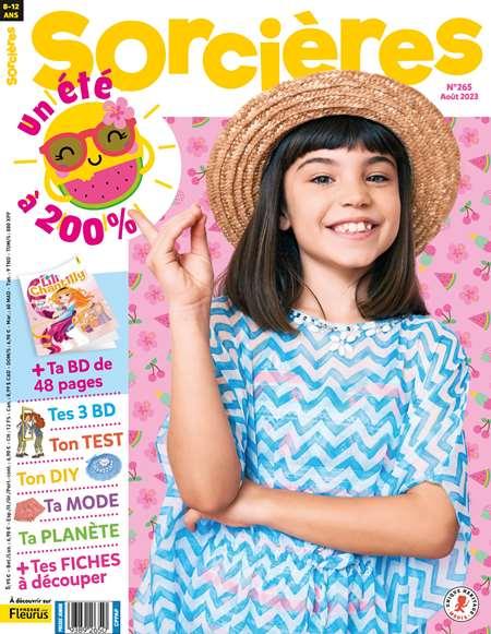 Achat et abonnement LES P'TITES SORCIERES + HS - Revue, magazine, journal LES P'TITES SORCIERES + HS