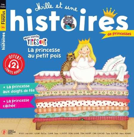Achat et abonnement MILLE ET UNE HISTOIRES + HS - Revue, magazine, journal MILLE ET UNE HISTOIRES + HS