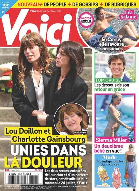 Achat et abonnement VOICI - Revue, magazine, journal VOICI