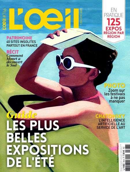 Achat et abonnement L'OEIL - Revue, magazine, journal L'OEIL