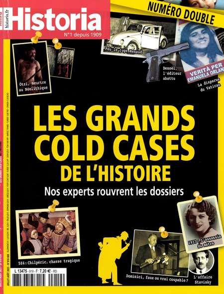 Achat et abonnement HISTORIA / HISTORIA THEMATIQUE - Revue, magazine, journal HISTORIA / HISTORIA THEMATIQUE