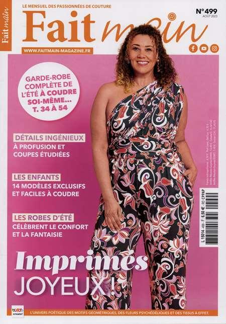 Achat et abonnement FAIT MAIN + HS - Revue, magazine, journal FAIT MAIN + HS