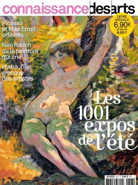 Achat et abonnement CONNAISSANCE DES ARTS - Revue, magazine, journal CONNAISSANCE DES ARTS