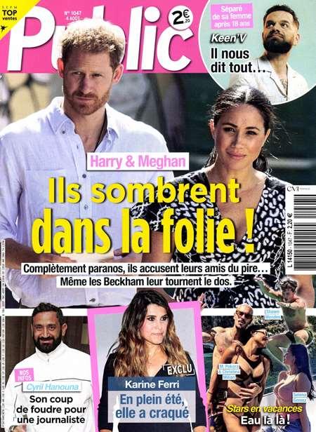 Achat et abonnement PUBLIC - Revue, magazine, journal PUBLIC