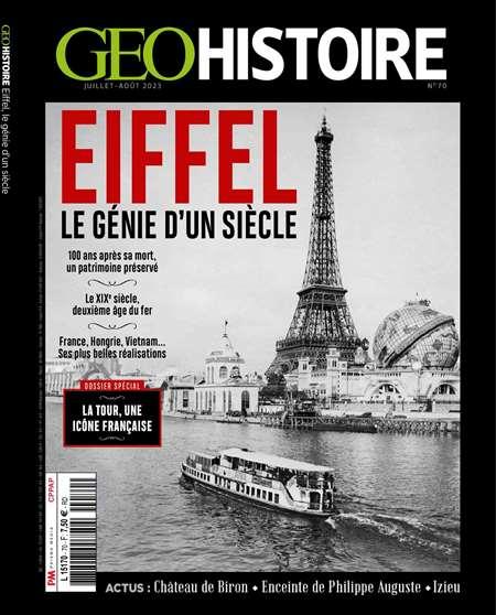 Achat et abonnement GEO HISTOIRE - Revue, magazine, journal GEO HISTOIRE