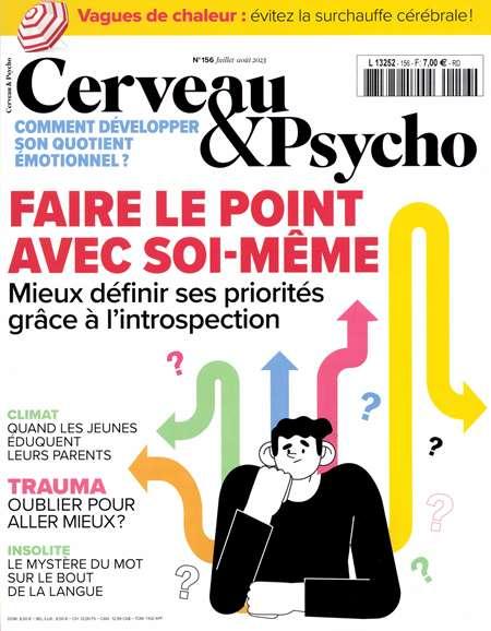 Achat et abonnement CERVEAU ET PSYCHO - Revue, magazine, journal CERVEAU ET PSYCHO