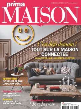 Abonnement le journal de la maison campagne decoration for Abonnement maison chic magazine