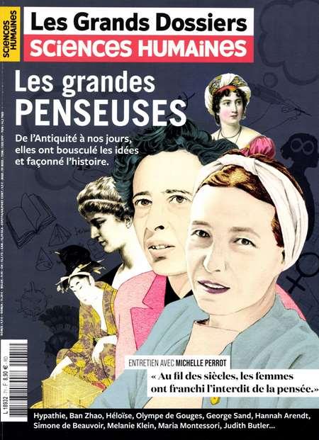 Achat et abonnement LES GRANDS DOSSIERS DES SCIENCES HUMAINES - Revue, magazine, journal LES GRANDS DOSSIERS DES SCIENCES HUMAINES