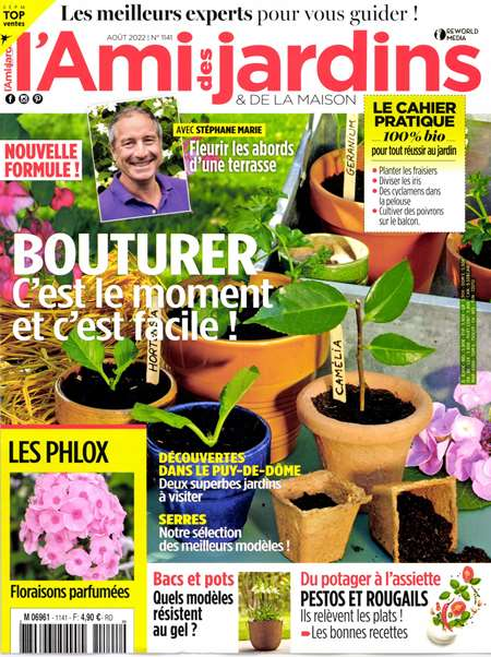 Abonnement le journal de la maison magazine journal et for Maison francaise magazine abonnement