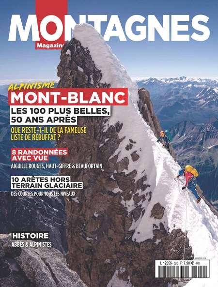 Achat et abonnement MONTAGNES MAGAZINE - Revue, magazine, journal MONTAGNES MAGAZINE