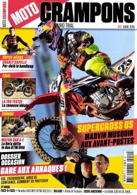 Achat et abonnement MOTO CRAMPONS - Revue, magazine, journal MOTO CRAMPONS