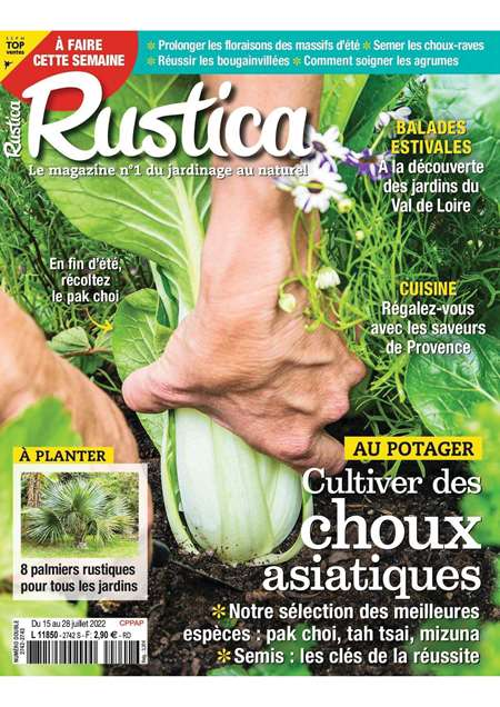 Abonement RUSTICA - Revue - journal - RUSTICA magazine