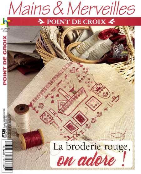 Achat et abonnement MAINS ET MERVEILLES - Revue, magazine, journal MAINS ET MERVEILLES
