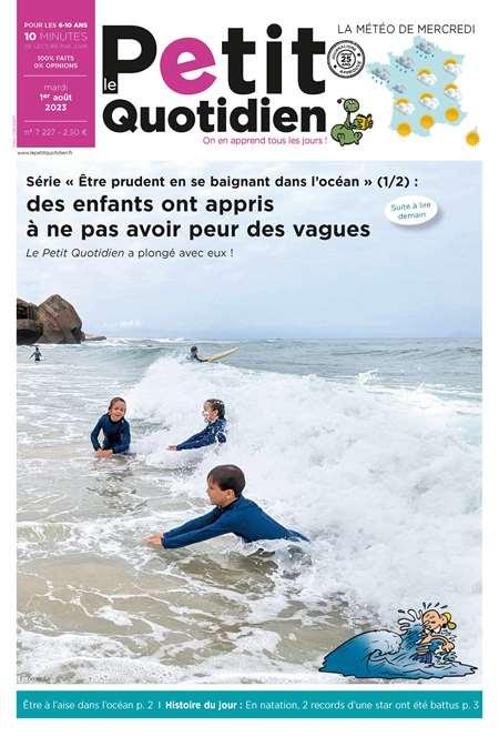 Achat et abonnement LE PETIT QUOTIDIEN - Revue, magazine, journal LE PETIT QUOTIDIEN