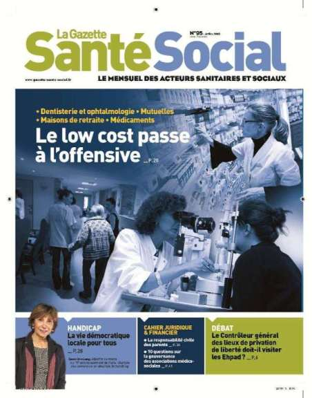 promotion LA GAZETTE SANTE SOCIAL