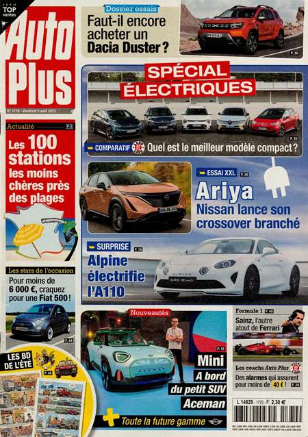 MAGAZINE AUTO PLUS