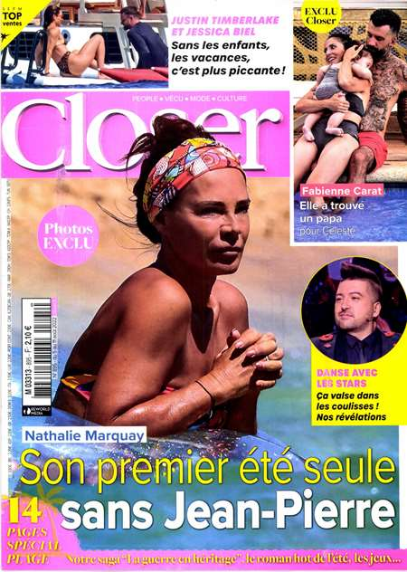 MAGAZINE CLOSER