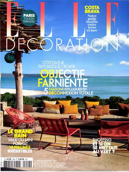Abonement ELLE DECORATION - Revue - journal - ELLE DECORATION magazine