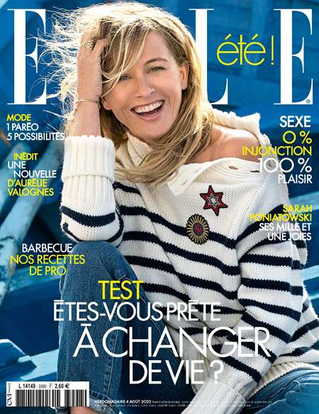 MAGAZINE ELLE