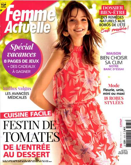 MAGAZINE FEMME ACTUELLE